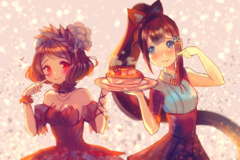 Berry Fiesta  Pie by Yamio