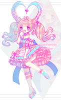 Pampy Princess Fairy Vial by Yamio