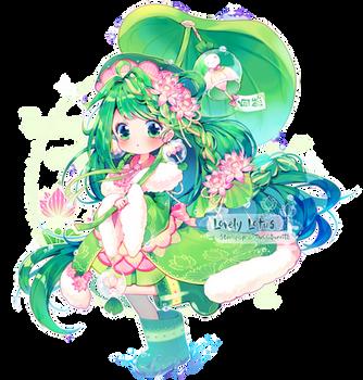 Rainbow Annie 2019 | Day 4|2 by Yamio
