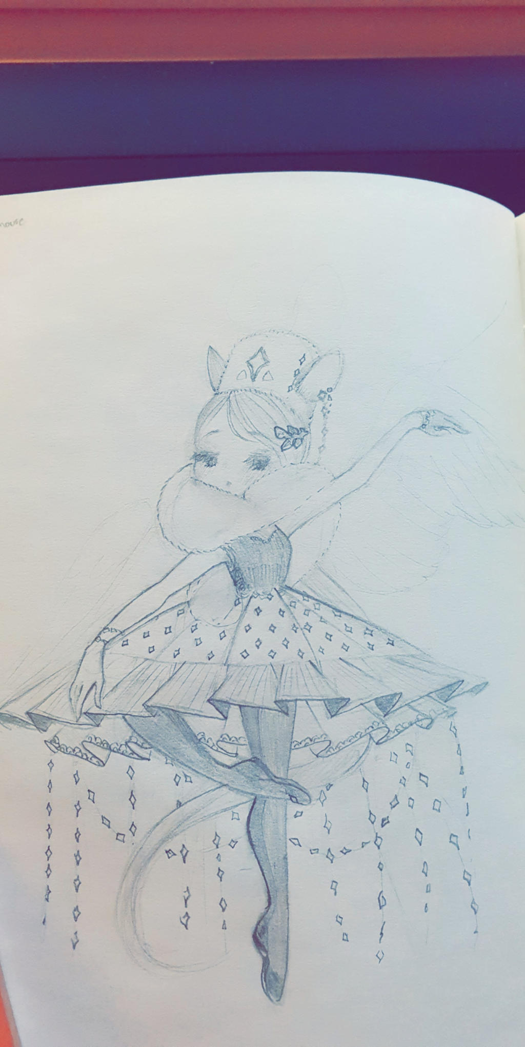 Mouse Zodiac Annie 2021  Day 3