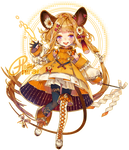 Mouse Zodiac Annie 2021| Day 4