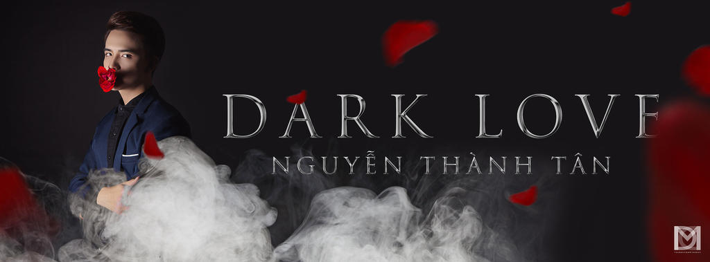 Nguyen Thanh Tan with DARK LOVE Photoshoots by duyyuki