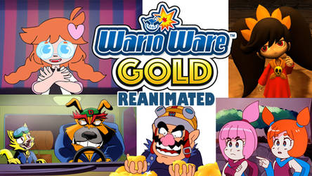 WarioWare Gold ReAnimated Thumbnail #1 by Behonkiss