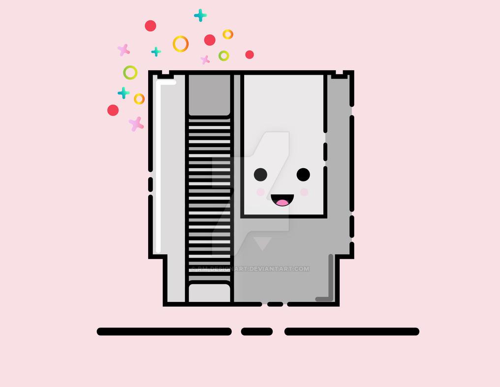 Nintendo Cart by RM-DesignArt
