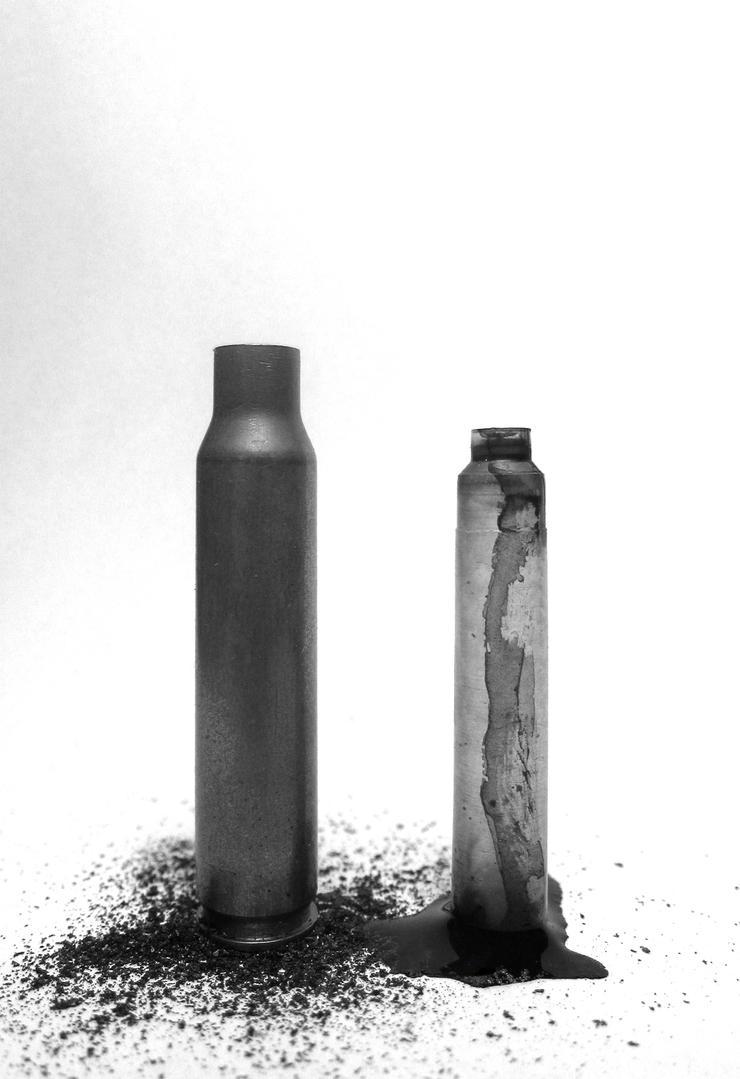 Empty Cartridge by Isreali-Freak-Devi