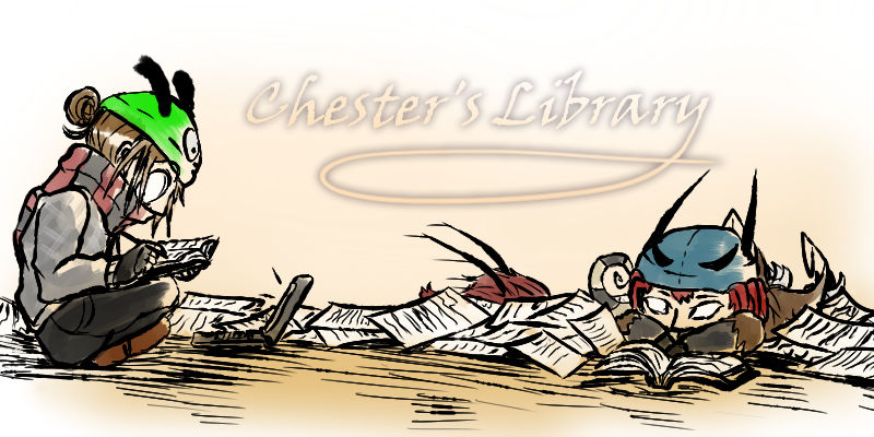 Chester's Library [Masterlist]