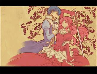 Romeo x Juliet by JulietFC