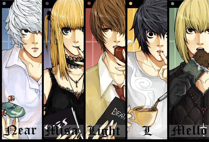 Death Note By Nooppoop On Deviantart