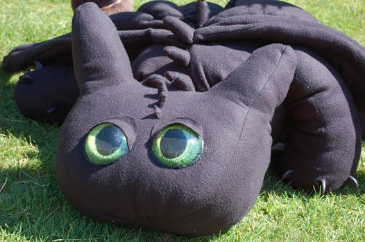 HTTYD - Toothless
