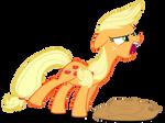 Applejack - Screaming and Yelling