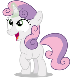 Sweetie Belle - Magic Time