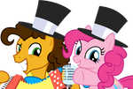 Pinkie and Cheese Perform
