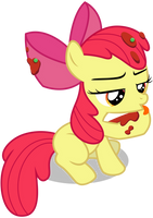 Apple Bloom - Licky Bloom by CaliAzian