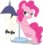 Pinkie Pie - Looking Sly