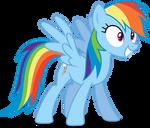 Rainbow Dash - Excited