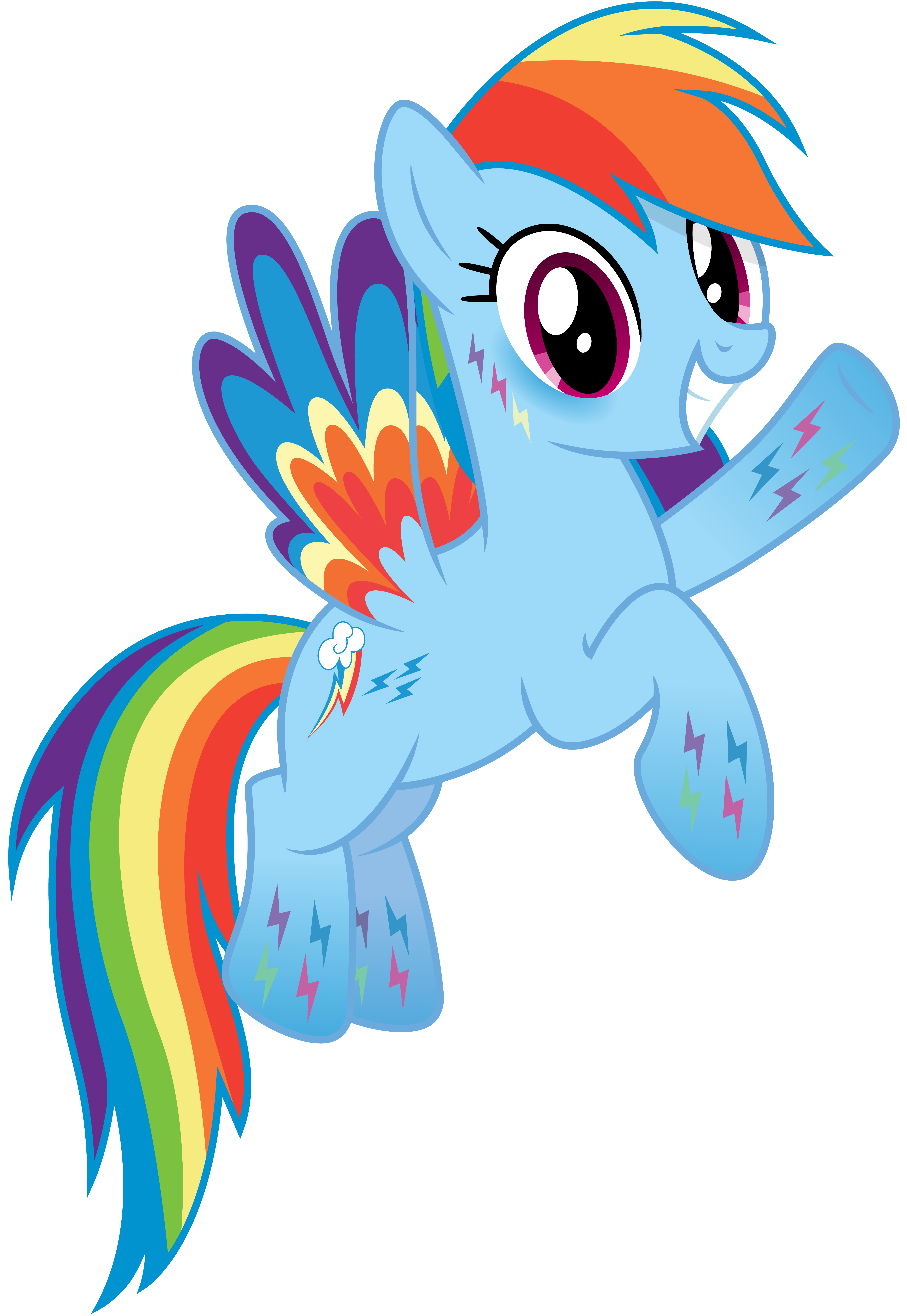 Rainbow Dash by Myardius on DeviantArt