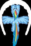 Rainbow Dash - Fast Flyer