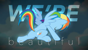 Cover Art -  Beautiful Now | PMV Collab