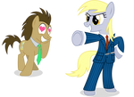 Doctor Derpy and Dr. Whooves - Roleplayer