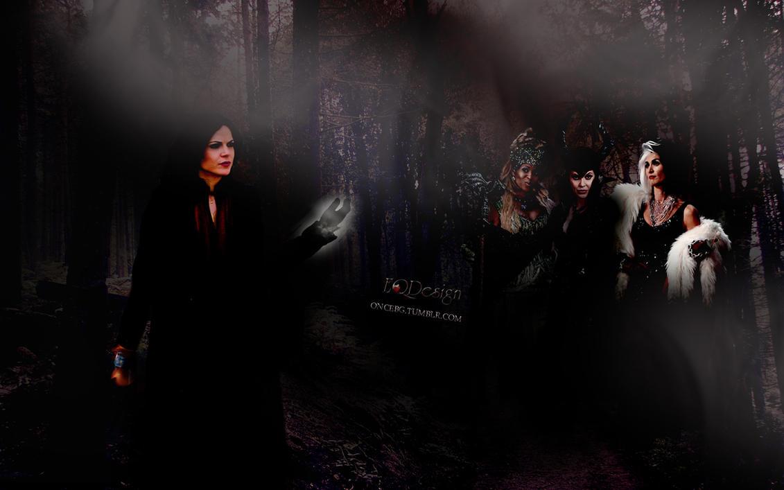 Regina and Queens Of Darkness by eqdesign