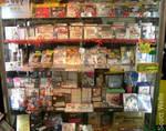Rare Video Games Shelves