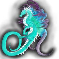 Fairy Dragon by Deathdragon0593