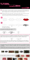 LIPS TUTORIAL (labios) by eliizss-digital-art