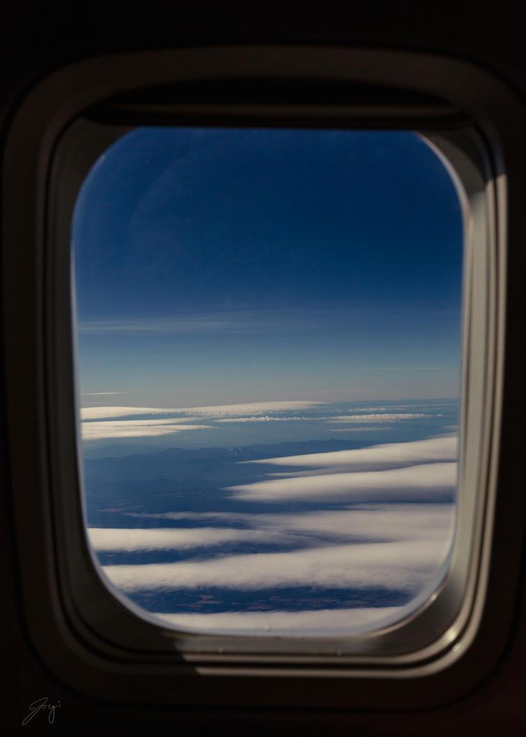 40,000 Feet by Jorgipie