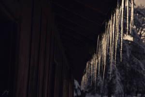 Cold Cabin by Jorgipie