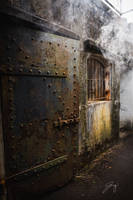 The Abandoned Cell by Jorgipie