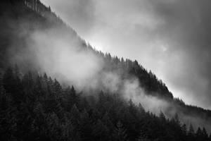 Mountain Fog by Jorgipie