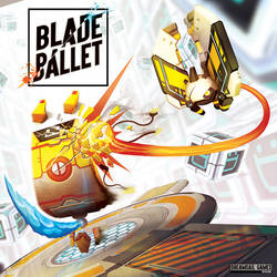 [Blade Ballet] Cover Art