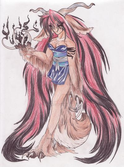 ::Profile - Ketsueki:: by Zeryxis
