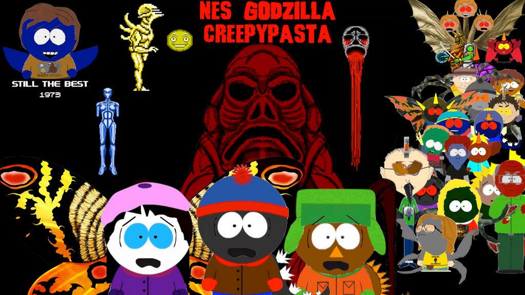 Nes Godzilla Creepypasta By Sp Goji Fan On Deviantart