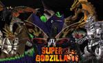 Super Godzilla The Movie: Wallpaper