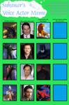 Godzilla TV Series Voice Actors #10