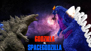 Godzilla vs. Spacegodzilla (MonsterVerse Version)