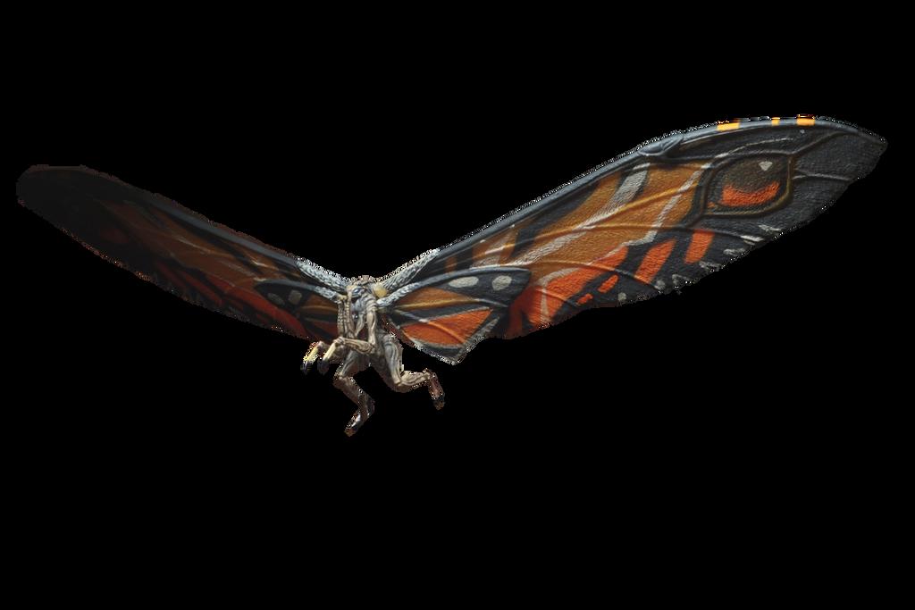 Mothra 2019 Render 2 by SP-Goji-Fan on DeviantArt