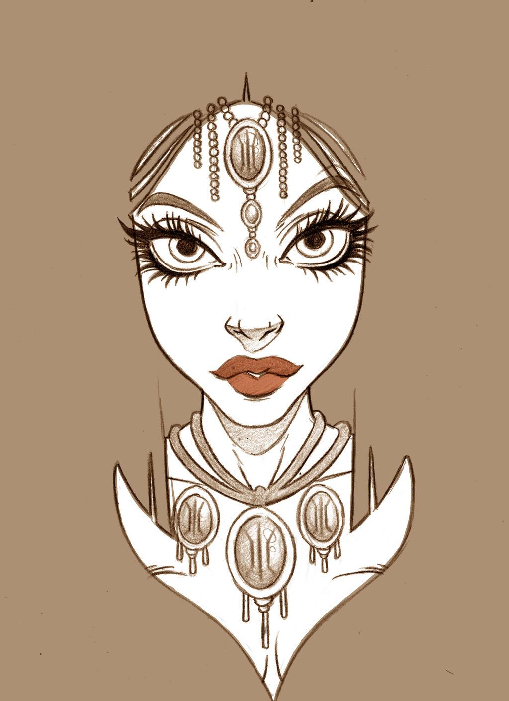 Shanti by andersonmahanski