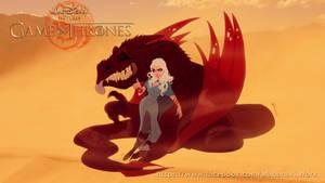 Disney GOT Deanerys