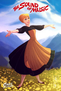 Julie Andrews - The Sound Of Music