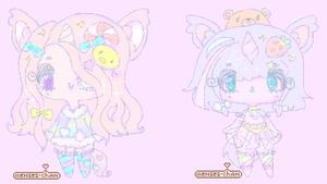 [CLOS][ADOPT][AUCTION][CS]fairy kei lennycorns*+:.