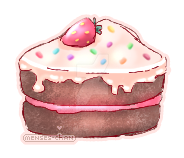 Cake*+:.. by Menses-chan