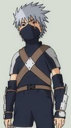 Young Kakashi