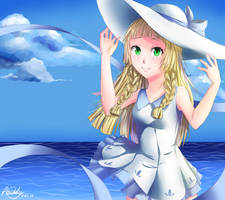 Lillie by RackyQuok