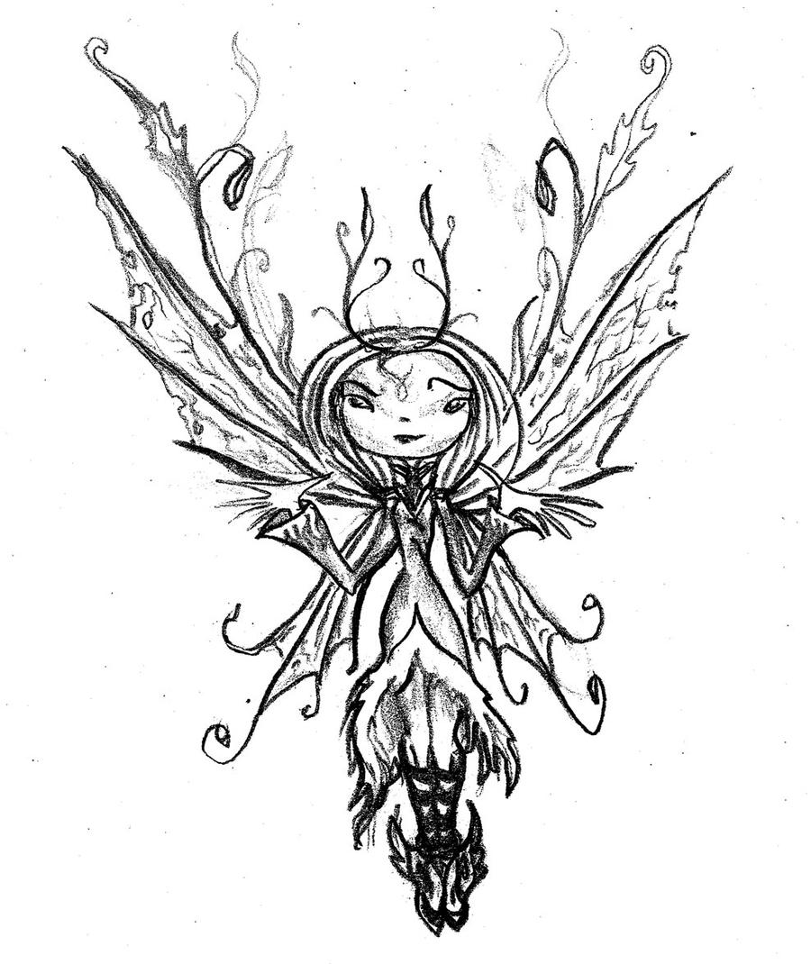 Fairy by Erebnorg
