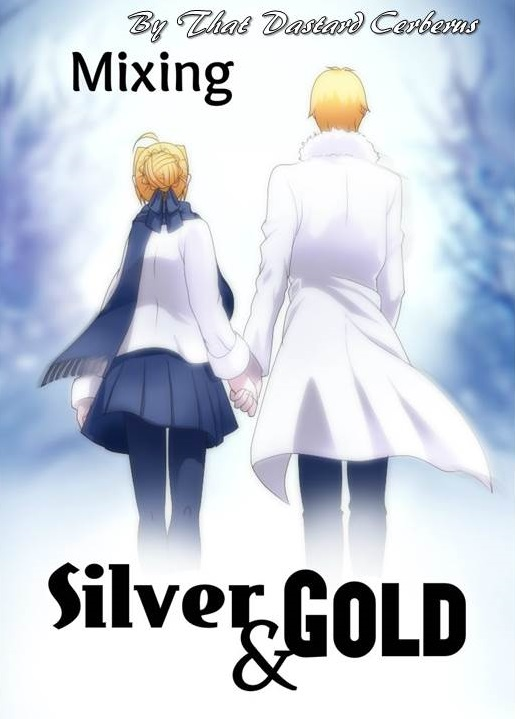 Mixing Silver and Gold cover by BloodofCerberus
