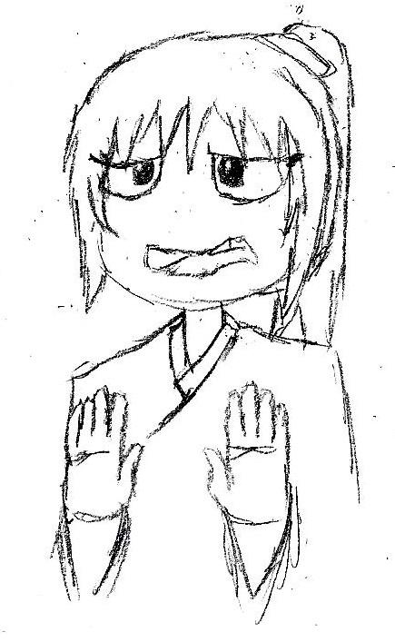 Yukimura Chizuru (rebornica style) by BloodofCerberus