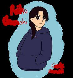 [YuYu Hakusho Next Gen] Reiko Urameshi