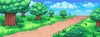 Pokemon Background Commission for Sharer by Oh-My-Stars